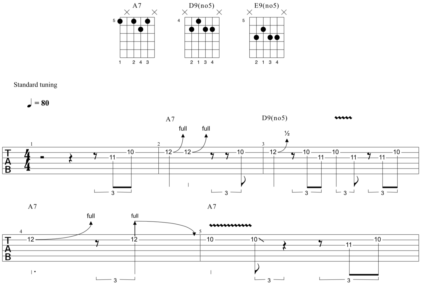 Play a BLUES solo with just 3 NOTES | Andy Guitar